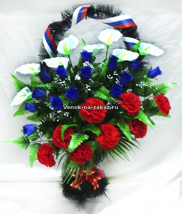 Букеты к 9 Мая, цветы ко Дню Победы, корзины и композиции из 70